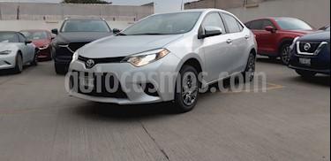 Foto venta Auto usado Toyota Corolla CE 1.8L (2014) color Plata precio $185,000