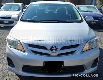 Foto Toyota Corolla CE 1.8L usado (2011) color Plata precio $85,000