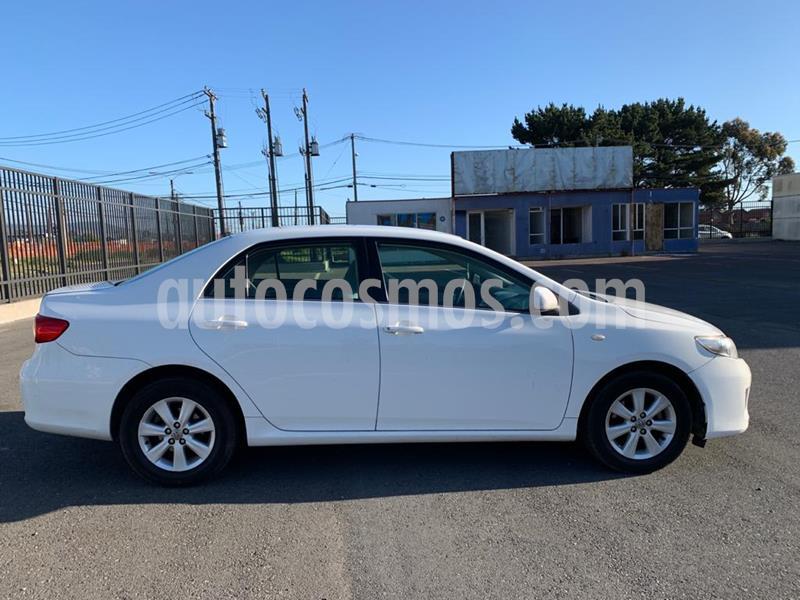 Toyota Corolla 1.6 XLi  usado (2014) color Blanco precio $5.950.000