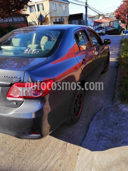 Toyota Corolla 1.6 XLi  usado (2013) color Gris precio $5.750.000