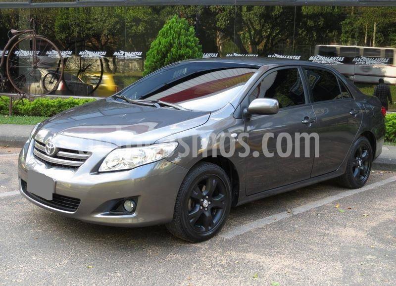 Toyota Corolla 1.8L XEi Aut usado (2011) color Gris precio $25.000.000
