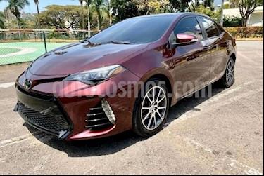 Toyota Corolla 1.8L SE-G Aut usado (2017) color Rojo precio $40.000.000
