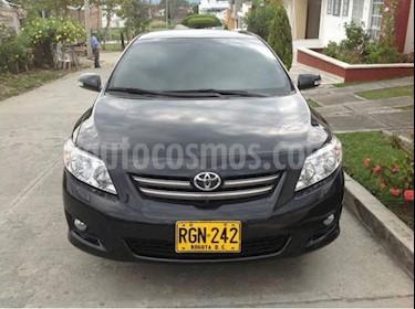 Toyota Corolla 1.8L SEG usado (2011) color Negro precio $15.000.000