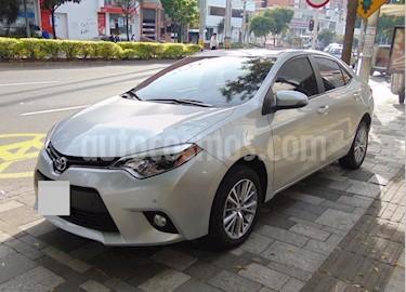 Toyota Corolla 1.8L XEi Aut usado (2016) color Gris precio $35.000.000