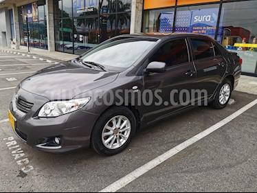 Toyota Corolla 1.6L XLi usado (2011) color Gris precio $27.900.000