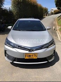 Toyota Corolla 1.8L SE-G Aut usado (2019) color Gris Metalico precio $42.000.000