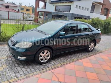 Toyota Corolla XL usado (2006) color Verde precio u$s11.500