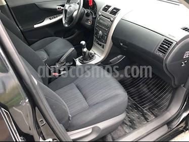 Toyota Corolla XLi 1.6 usado (2009) color Negro precio u$s3.500