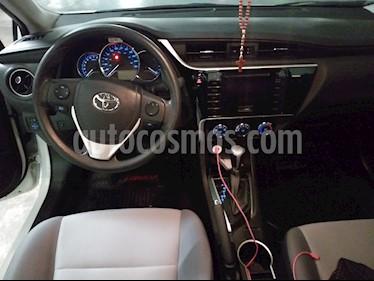 Toyota Corolla GL CVT usado (2018) color Blanco precio $9.550.000