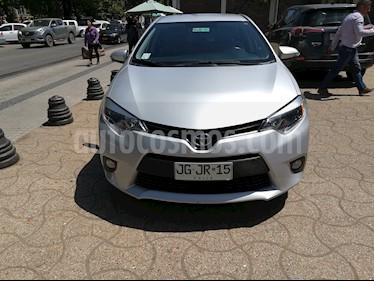 Toyota Corolla GL CVT usado (2017) color Plata precio $8.950.000