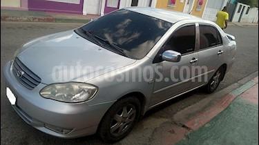 Foto venta carro usado Toyota Corolla GLi  Aut (2005) color Plata precio u$s4.000