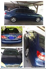 Foto venta carro usado Toyota Corolla GLi 1.8L (2008) color Azul Oceano precio u$s4.500