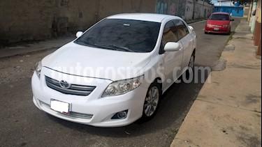 Toyota Corolla GLi 1.8L usado (2010) color Blanco Nieve precio u$s8.700