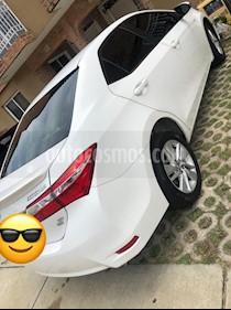 Toyota Corolla Gli Sinc. 1.8 usado (2015) color Blanco precio u$s16.000