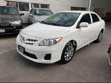 Foto venta Auto Seminuevo Toyota Corolla LE 1.8L Aut (2011) color Blanco precio $129,000