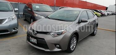 Foto venta Auto usado Toyota Corolla LE 1.8L Aut (2015) color Bronce precio $230,000