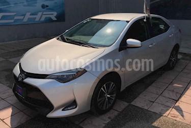 Foto venta Auto usado Toyota Corolla LE 1.8L Aut (2017) color Plata precio $228,000