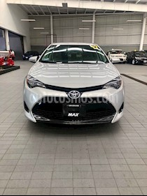 Foto venta Auto usado Toyota Corolla LE 1.8L Aut (2017) color Plata precio $229,000