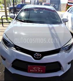 Foto venta Auto usado Toyota Corolla LE 1.8L Aut (2014) color Blanco precio $189,000