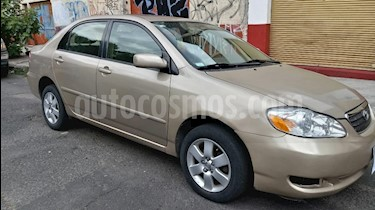 Foto Toyota Corolla LE 1.8L Aut usado (2005) color Bronce precio $67,500