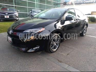 Foto venta Auto usado Toyota Corolla LE 1.8L Aut (2017) color Negro precio $275,000