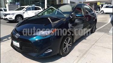 Foto venta Auto Seminuevo Toyota Corolla LE 1.8L Aut (2017) color Azul precio $285,000