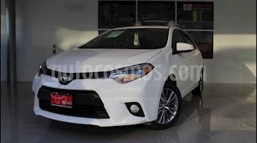 Foto Toyota Corolla LE 1.8L Aut usado (2014) color Blanco precio $188,000