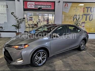 Foto venta Auto Seminuevo Toyota Corolla LE 1.8L Aut (2017) color Cafe precio $289,000