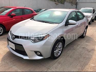 Foto venta Auto Seminuevo Toyota Corolla LE 1.8L Aut (2015) color Plata Metalico precio $199