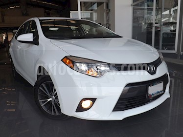 Foto venta Auto usado Toyota Corolla LE 1.8L Aut (2016) color Blanco precio $240,000