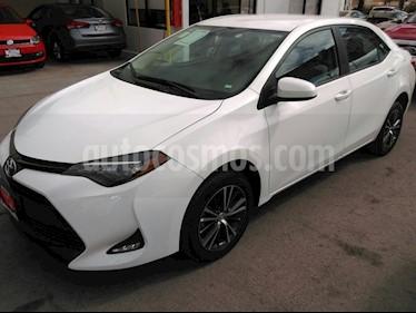Foto venta Auto Seminuevo Toyota Corolla LE 1.8L Aut (2017) color Blanco precio $255,000