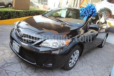 Foto venta Auto Seminuevo Toyota Corolla LE 1.8L (2013) color Negro precio $150,000