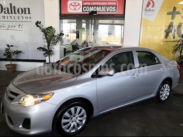 Foto venta Auto usado Toyota Corolla LE 1.8L (2012) color Plata precio $179,000