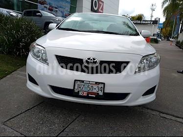 Foto venta Auto Seminuevo Toyota Corolla LE 1.8L (2010) color Blanco precio $125,000