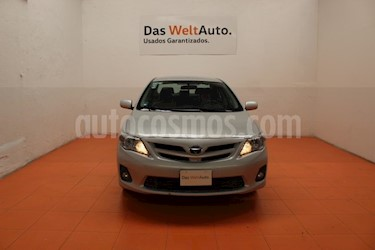 Foto venta Auto usado Toyota Corolla LE 1.8L (2013) color Plata Metalico precio $130,000