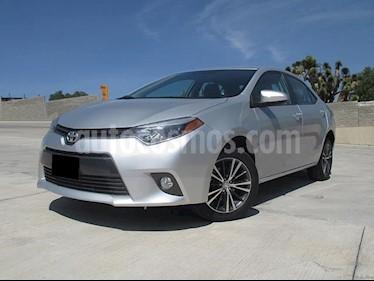 Foto venta Auto usado Toyota Corolla LE 1.8L (2016) color Plata Metalico precio $225,000