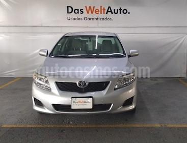 Foto venta Auto Seminuevo Toyota Corolla LE 1.8L (2011) color Plata Abedul precio $127,000