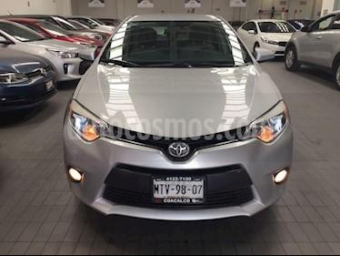 Foto venta Auto Seminuevo Toyota Corolla LE Aut (2015) color Plata precio $199,000