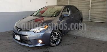 Foto venta Auto usado Toyota Corolla LE Aut (2016) color Gris precio $239,900