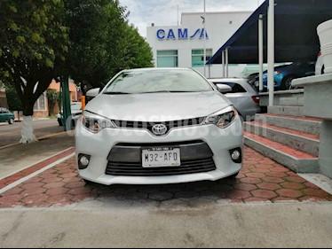 Foto venta Auto usado Toyota Corolla LE Aut (2015) color Plata precio $212,900