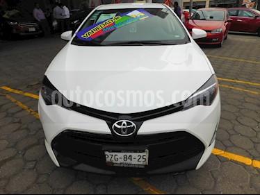 Foto venta Auto usado Toyota Corolla LE Aut (2017) color Blanco precio $245,000