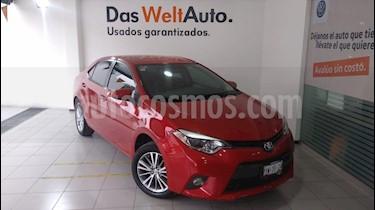 Foto venta Auto usado Toyota Corolla LE Aut (2015) color Rojo precio $218,900