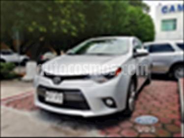 Toyota Corolla LE L4/1.8 AUT usado (2015) color Plata precio $206,900