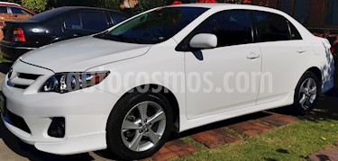 Toyota Corolla XRS 2.4L usado (2013) color Blanco precio $135,000