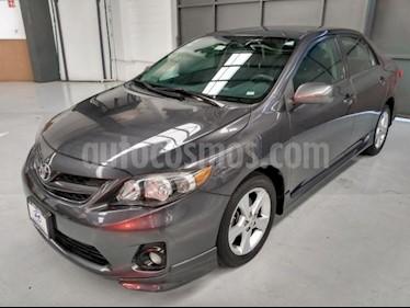 Toyota Corolla 4P XRS L4/2.4 AUT usado (2013) color Gris precio $150,000