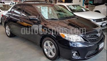 Foto Toyota Corolla XLE 1.8L Aut usado (2011) color Negro precio $123,000