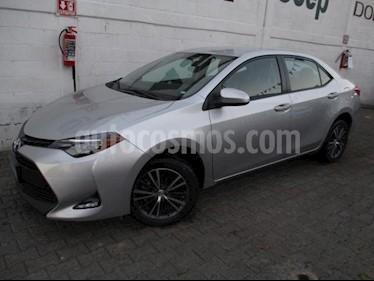 Toyota Corolla 4p LE L4/1.8 Aut usado (2017) color Plata precio $230,000