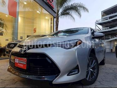 foto Toyota Corolla 4p LE L4/1.8 Aut usado (2017) color Plata precio $248,000