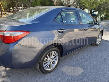 Toyota Corolla LE 1.8L Aut usado (2015) color Gris precio $189,900