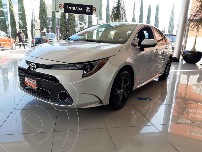 Foto Toyota Corolla Base Aut usado (2020) color Plata precio $325,000